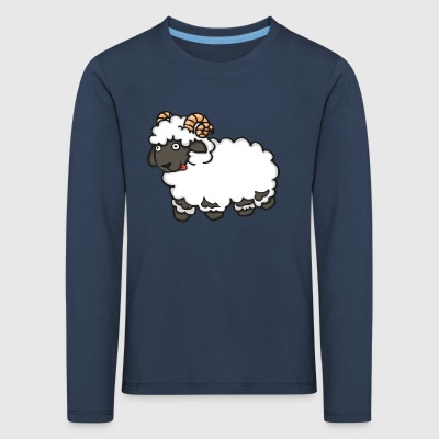 sheep - Kids' Premium Longsleeve Shirt