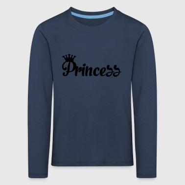 Princess - Kids' Premium Longsleeve Shirt