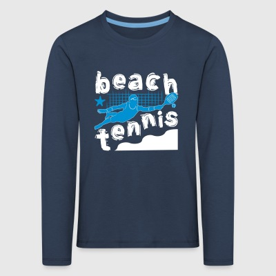 BEACH BOY - Kids' Premium Longsleeve Shirt