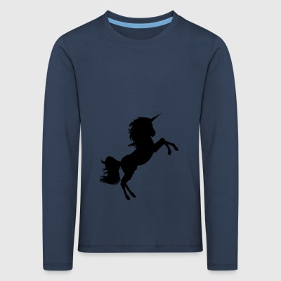 unicorn - Kids' Premium Longsleeve Shirt