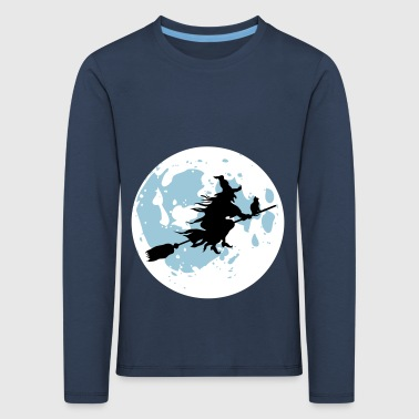 witch - Kids' Premium Longsleeve Shirt