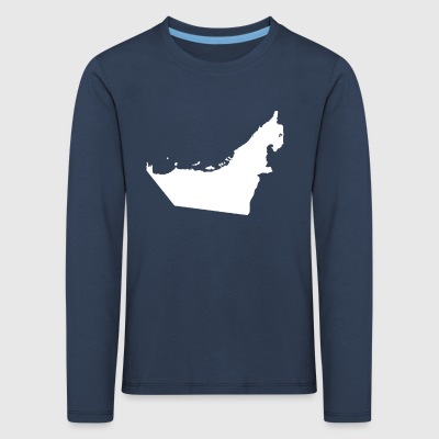 United Arab Emirates Original Gift Idea - Kids' Premium Longsleeve Shirt