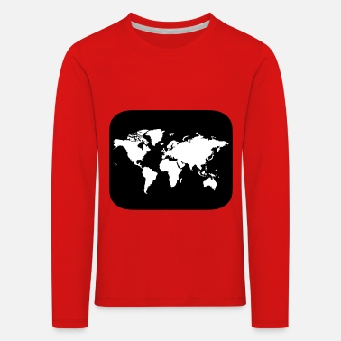 world - Kids' Premium Longsleeve Shirt