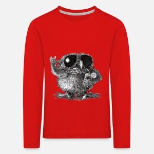 T-shirt manches longues premium Enfant 7195d652b06