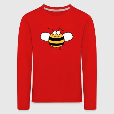Bee  Funny Sweet Baby Bee / Bumble - Kids' Premium Longsleeve Shirt