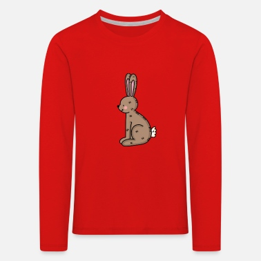 Rabbit - Kids' Premium Longsleeve Shirt