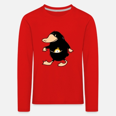 Beak Beak animal - Kids' Premium Longsleeve Shirt