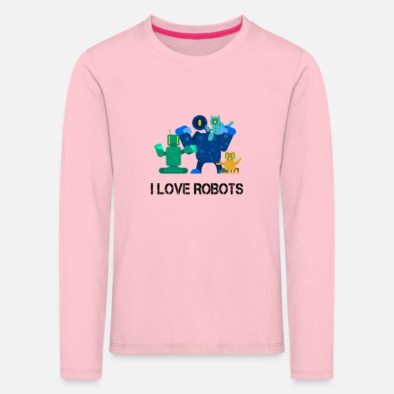 Design Kule Langermede T skjorter for babyer Til Barn