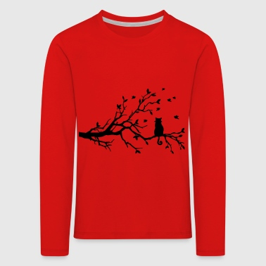 cat - Kids' Premium Longsleeve Shirt