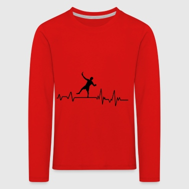 Heartbeat pictures t-shirt gift photos photography - Kids' Premium Longsleeve Shirt