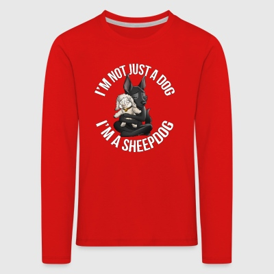 Kelpie Black Sheep - Kids' Premium Longsleeve Shirt