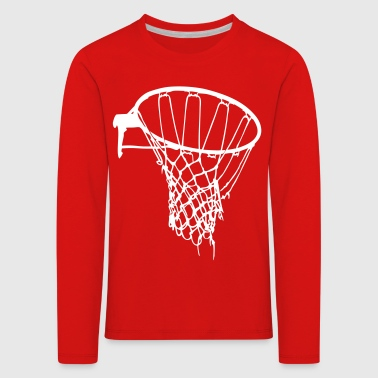 Shop basketball long sleeve shirts online spreadshirt for Old school basketball t shirts
