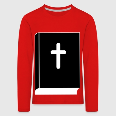 2541614 13014389 Bible - Kids' Premium Longsleeve Shirt