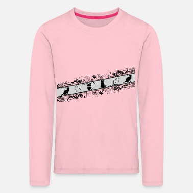 Glamour Glamour Cats Exclusive - Kids' Premium Longsleeve Shirt