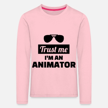 Animal Animator - Kids' Premium Longsleeve Shirt