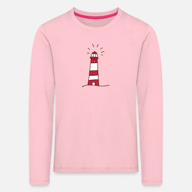 lighthouse - Kids' Premium Longsleeve Shirt