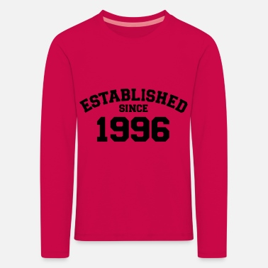 Established Established 1996 - Kinderen premium longsleeve