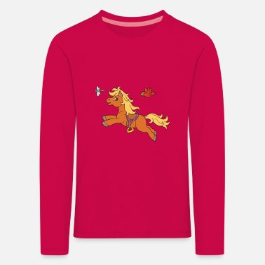 Pony Pony children - Kids' Premium Longsleeve Shirt