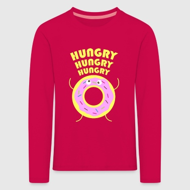 hungry - Kids' Premium Longsleeve Shirt