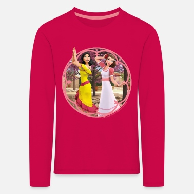 Zorro The Chronicles Ines And Carmen Dancing - Kids' Premium Longsleeve Shirt