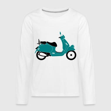 Scooter / Scooter - Teenagers' Premium Longsleeve Shirt