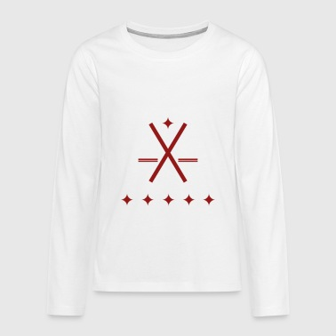 HYPE - Teenagers' Premium Longsleeve Shirt
