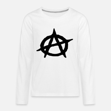 Anarchy Anarchy - Teenagers' Premium Longsleeve Shirt
