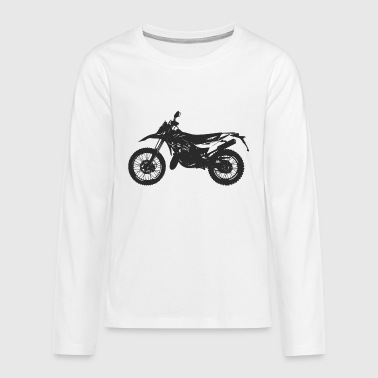 cross - Teenagers' Premium Longsleeve Shirt