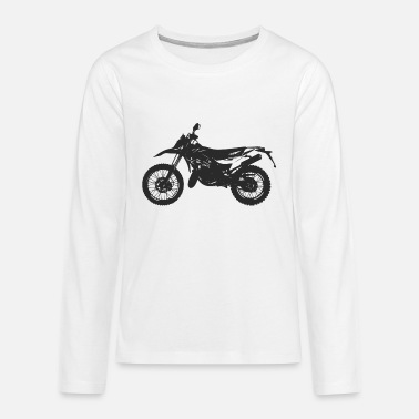 Cross cross - Teenagers' Premium Longsleeve Shirt