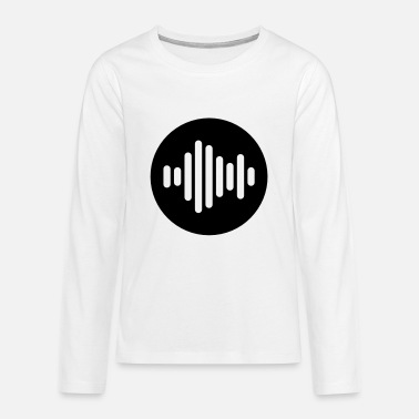 Sounds Sound - Teenagers' Premium Longsleeve Shirt
