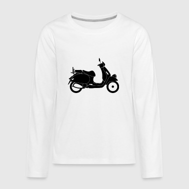 Scooters / Scooter - Teenagers' Premium Longsleeve Shirt