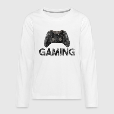 Gaming - Teenagers' Premium Longsleeve Shirt