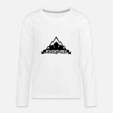 Alps Alps - Teenage Premium Longsleeve Shirt