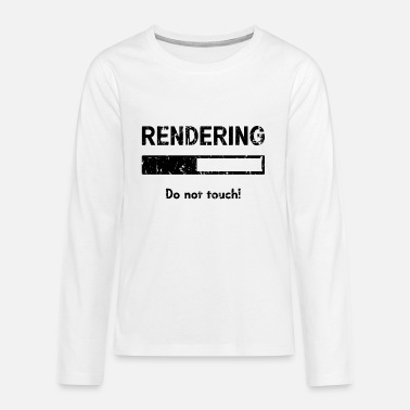 Video editor - Teenage Premium Longsleeve Shirt