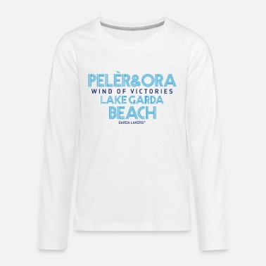 Garda Lakers Pelèr & Ora - Teenage Premium Longsleeve Shirt