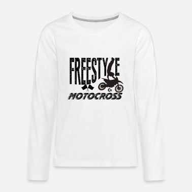 Freestyle Motocross freestyle motocross - Teenage Premium Longsleeve Shirt