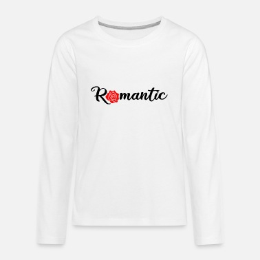 Romantic Romantic - Teenage Premium Longsleeve Shirt