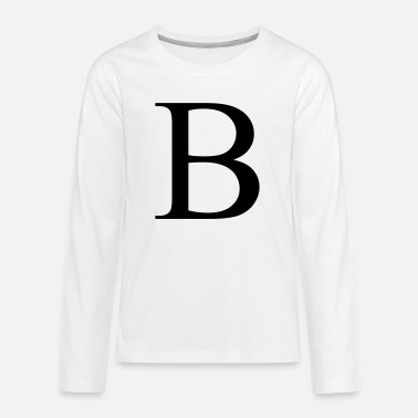 Beta Beta - Teenage Premium Longsleeve Shirt