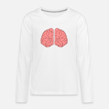 Brain - Teenage Premium Longsleeve Shirt