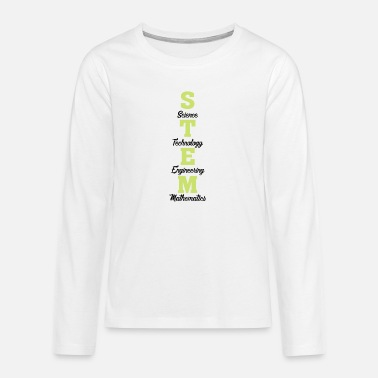 Stem Stem - Teenage Premium Longsleeve Shirt