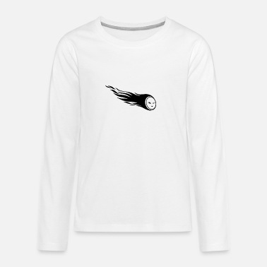 Weird Comet - Teenage Premium Longsleeve Shirt
