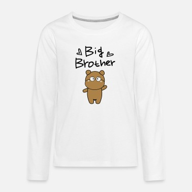 Big Brother Big brother coco - Teenage Premium Longsleeve Shirt