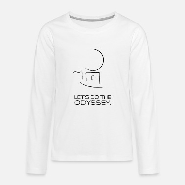 Let's do the Odyssey - Teenage Premium Longsleeve Shirt