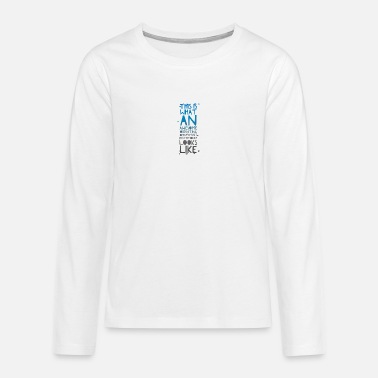 Odp Awesome ODP 3 - Teenage Premium Longsleeve Shirt
