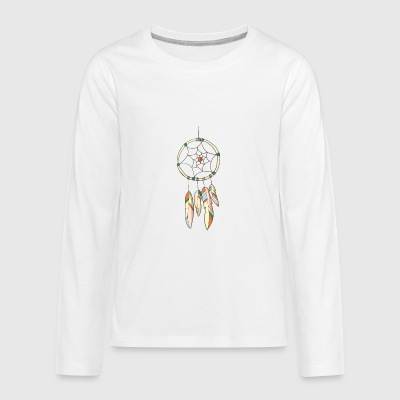 dream catcher - Teenagers' Premium Longsleeve Shirt