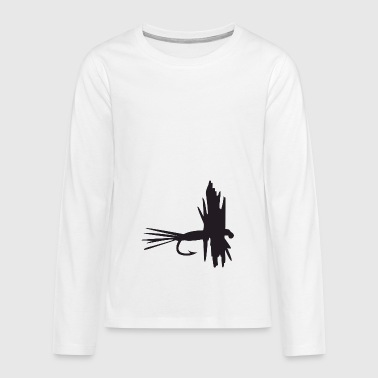 fly fishing - Teenagers' Premium Longsleeve Shirt