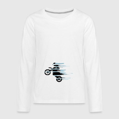 Wheely - Teenagers' Premium Longsleeve Shirt
