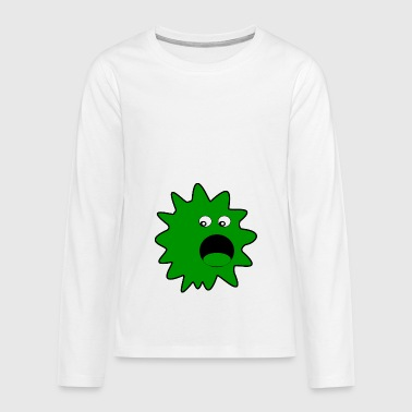 Virus - Teenager Premium Langarmshirt