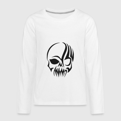 skullership - Teenagers' Premium Longsleeve Shirt