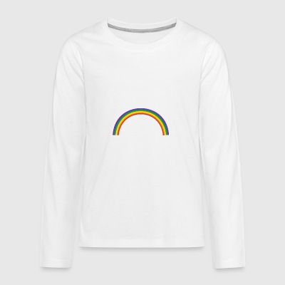 2541614 113788029 Rainbow - Teenagers' Premium Longsleeve Shirt